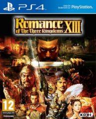 Koei Tecmo Romance of the Three Kingdoms XIII PS4