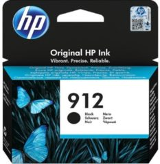 HP 912 Cartridge Origineel Zwart 3YL80AE Cartridge