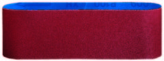 Bosch 3-teiliges Schleifband-Set 60 x 400 mm P60/80/100, Schleif- / Poliermittel