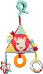 Rode Sophie de giraf activiteiten pyramide