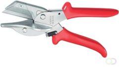 Knipex Versteksnijder voor kunststof- en rubberprofielen met kunststof bekleed 215 mm
