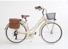 Via Veneto Cityfahrrad 28 Zoll 605 Aluminium Lady beige Via Veneto beige