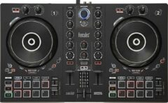 Hercules DJControl Inpulse 300 - DJ controller - Zwart