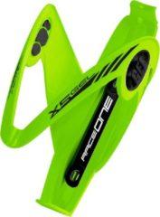 Bidonhouder VX5 gel groen/zwart Saccon