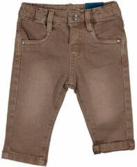 Bruine Skinny Jeans Melby 20F2180