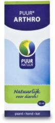 Puur Natuur Arthro - Voedingssupplement - Gewrichten - Spieren - 50 ml - Hondenvoer
