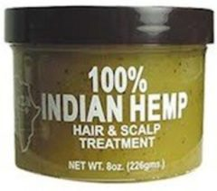 Kuza 100% Indian Hemp - hair & scalp treatment