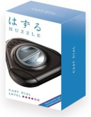 Huzzle breinbreker Cast Dial zwart/zilver
