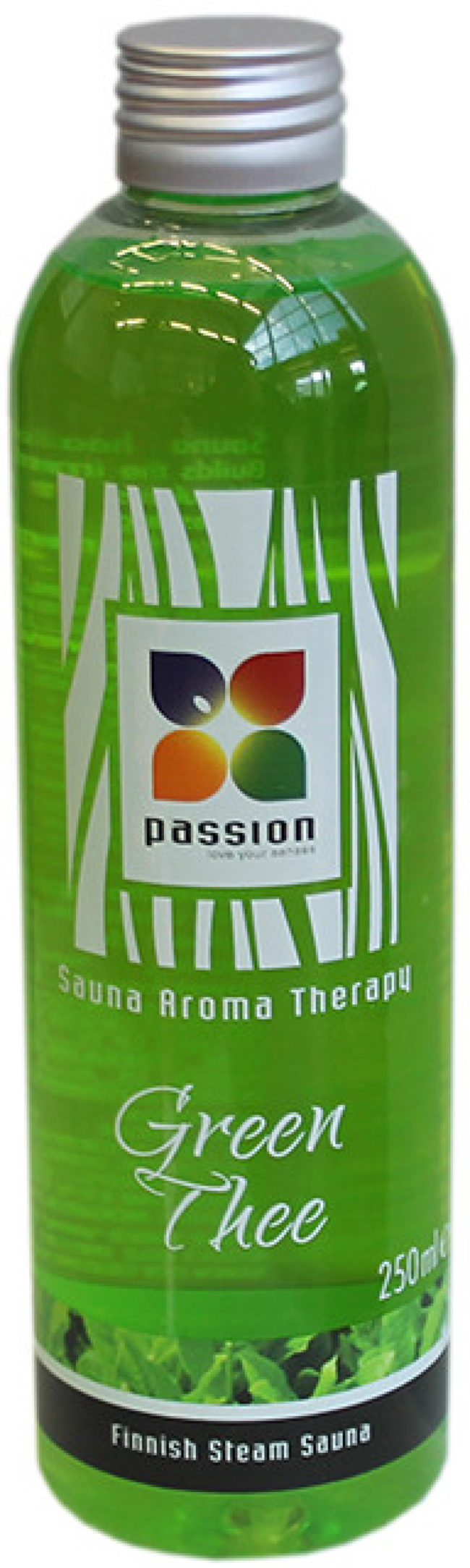 Afbeelding van Groene Escentail Passion Sauna - Aromatherapy - groen Thee