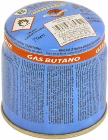 Afbeelding van Gasblik   Gasbus   Camping Gasvulling   Gas Cartridge   Butaan Gas   190g