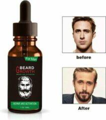 Guardian Beauty Baardgroei Olie - Baardolie - Baard groei middel - Baardhaar - Baardgroei stimuleren - Versnellen 30 ml