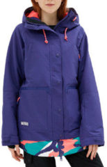 Paarse Parka Jas DC Shoes