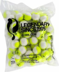 Quick - Q-Tennisbal Training PR-8 geel-wit