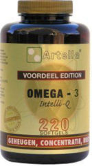 Artelle Omega 3 Intelli-Q Softgel 220 st *