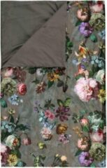 ESSENZA Fleur - Plaid - Taupe - 135x170 cm