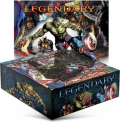 Upper Deck Entertainment Marvel Legendary - Deck Building