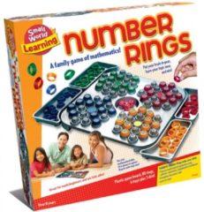 Small World Learning Creative Number Rings - Bordspel