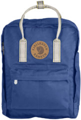 Groene Fjällräven Fjallraven Kanken Greenland Backpack deep blue / greenland webbing