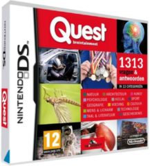 G+J Uitgevers QUEST Braintainment NDS