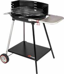 Zwarte So magic COOKING DEALS - SOMAGIC - MYCONOS - Houtskool BBQ - basic - voor thuis gebruik (6p) - 52 x 37cm