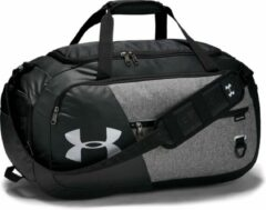 Under Armour Undeniable Duffel 4.0 Medium Unisex Sport Tas - Graphite Medium Heather