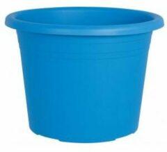 Geli Bloempot Cylindro blauw - Ø 50 cm – 42 liter