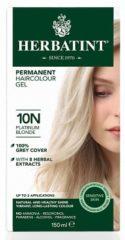 Herbatint haarkleuring - 10n platinum blond