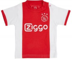 AFC Ajax Ajax baby t-shirt - wit/rood - maat 74/80