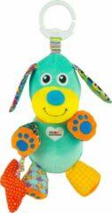 Lamaze Babyknuffel Puppy Junior 12 X 24 Cm Pluche Groen