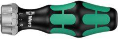 Wera 80 RA Vario ratel schroevendraaier Werkplaats Verwisselbare grip Heftlengte: 115 mm
