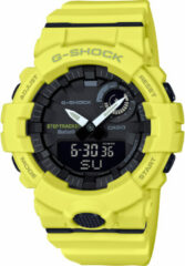 Casio Chronograaf Horloge GBA-800-9AER (l x b x h) 54.1 x 48.6 x 15.5 mm Geel Materiaal (behuizing): Hars Materiaal (armband): Hars