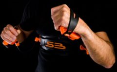 Sporttrader Shadow Boxer Bokstrainer - Met App en Trainingsvideos