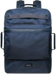 Sandqvist - Algot - Dagbepakking maat 25 l blauw/zwart