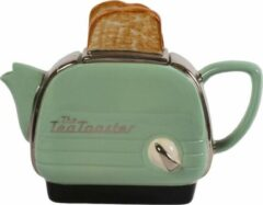 Groene The TeaPottery Ceramic Inspirations Tea Pottery Toaster Medium Teapot Green