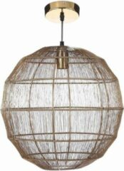 Mica Decorations Castor Hanglamp - H40 x Ø40 cm - Goud