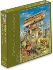 Art Revisited V.O.F Puzzel - Marius van Dokkum - De ark van Noach - 1000st.