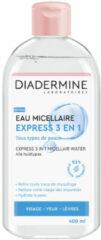 Diadermine Micellair Water Express 3 in 1 400 ml
