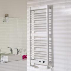 HD Heating Handdoekradiator IP Athena Wit Verkrijgbaar in 9 verschillende maten (Ook in elektrische uitvoering)