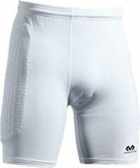 Mcdavid Hex™ Sliding Shorts - Wit | Maat: XXL