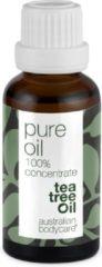 Australian Bodycare | Pure Tea Tree Olie 10ml | 100% puur natuurproduct tegen huidproblemen