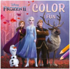 Deltas Centrale uitgeverij Disney Frozen II - Disney Color Fun