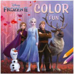 Deltas Centrale uitgeverij Disney Frozen II - Disney Color Fun
