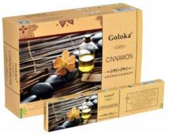 Goloka Wierook goloka aromatherapy cinnamon 15 Gram