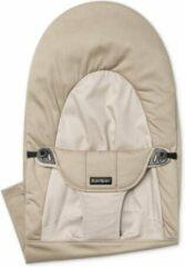 BabyBjörn BABYBJÖRN Stoffen Zitting voor Wipstoel Balance Soft - Khak-Beige Cotton