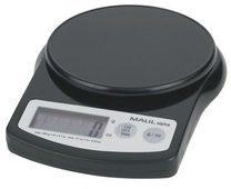 Maul MAULalpha 500G Brievenweegschaal Weegbereik (max.) 0.5 kg Resolutie 0.1 g werkt op batterijen Zwart