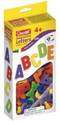 Magneetbord Quercetti - hoofdletters ABC 48-delig - Leersysteem Quercetti