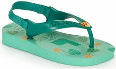 Groene Teenslippers Havaianas BABY DISNEY CLASSICS II