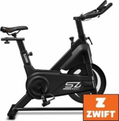 Zwarte Spinningbike - Senz Sports S2000