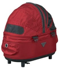 Airbuggy reismand hondenbuggy dome2 sm cot tango rood 53x31x52 cm