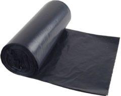 Universeeel Vuilniszak Vuilniszakken Grijs | Extra stevig 29 micron | Volumen per zak 120 Liter | Rol van 10 zakken